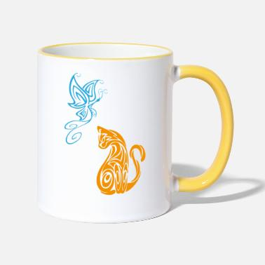 Beauty Animal - Animal Beauty - Two-Tone Mug
