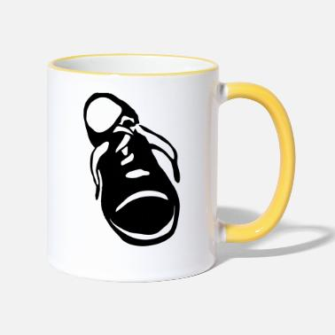 Airwalk shoe - Two-Tone Mug