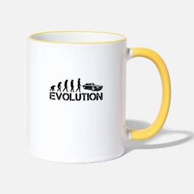 Evolution EVOLUTION - Mok tweekleurig