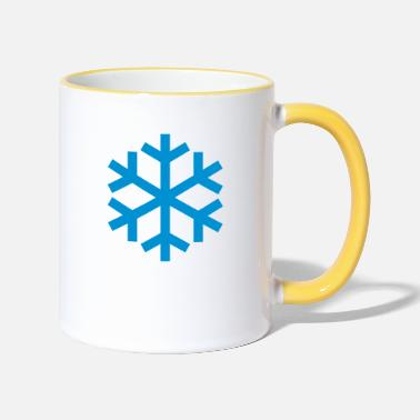 Icon Snowflake Weather Icon Icon - Kontrasti-muki