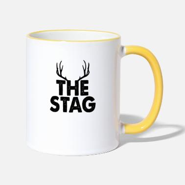 Stag The Stag - Two-Tone Mug