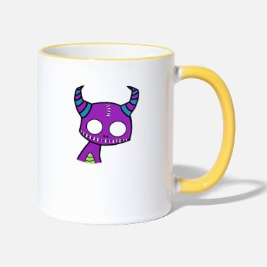 mmonterz - Two-Tone Mug