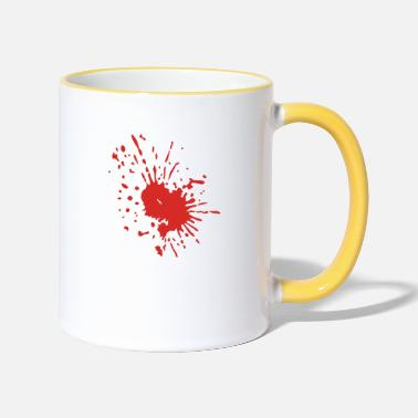 Splatter BLOOD SPLATTER - Tazza bicolor