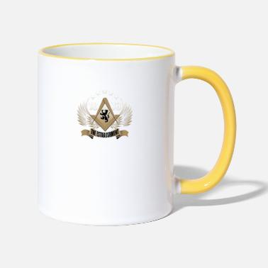 Established The Establishment - Two-Tone Mug