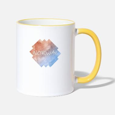 Norway Norway - Norway - Two-Tone Mug