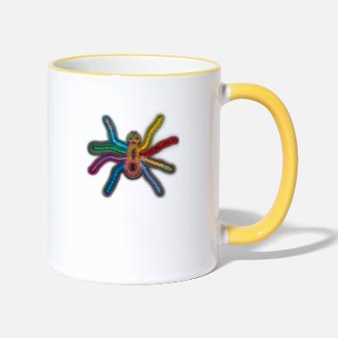 Phobia Colored phobia - Two-Tone Mug