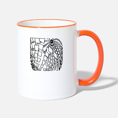 Parametric parametric design - Two-Tone Mug