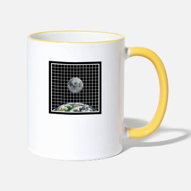 Neighborhood Neighborhood - Two-Tone Mug