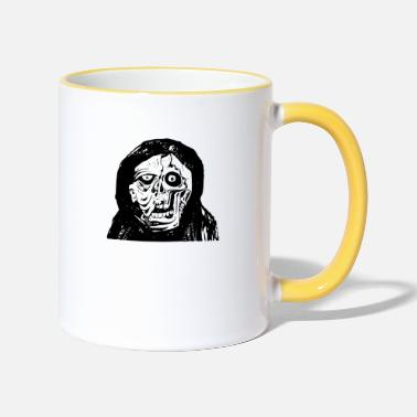 Mort-vivant morts-vivants - Mug bicolore