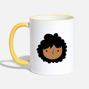 Girly GiRLY - Mug contrasté