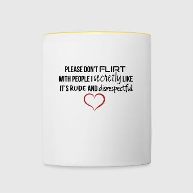 Ne pas flirter