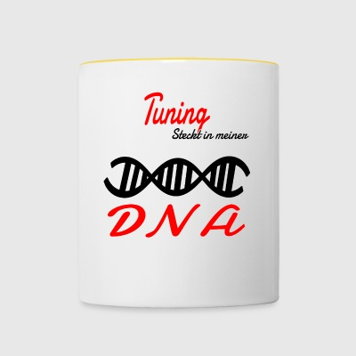 Is in my DNA hobby tuning - Contrasting Mug