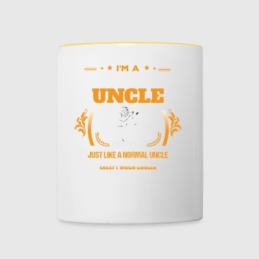 Paintball Uncle - Contrasting Mug