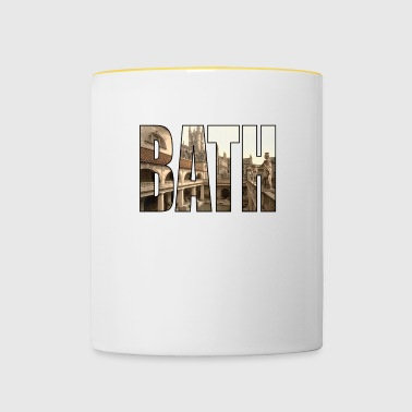 BATH UK - Mug contrasté