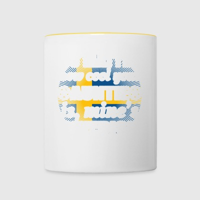 no matter cool auntie aunt gift Sweden png - Contrasting Mug