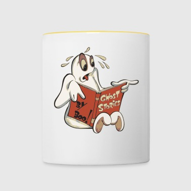 Ghost stories - Contrasting Mug