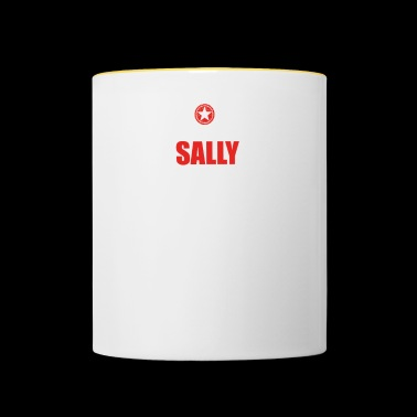Gift it a thing birthday understand SALLY - Contrasting Mug