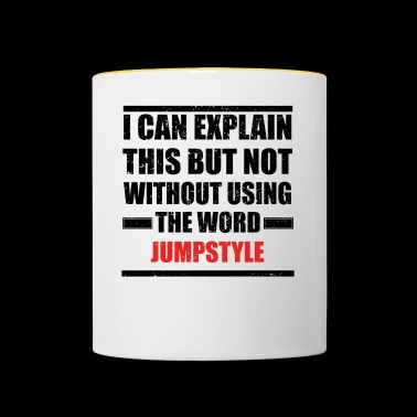 Can explain relationship born love JUMPSTYLE - Contrasting Mug