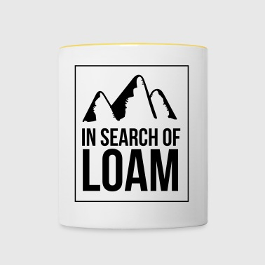 In search of loam - Contrasting Mug