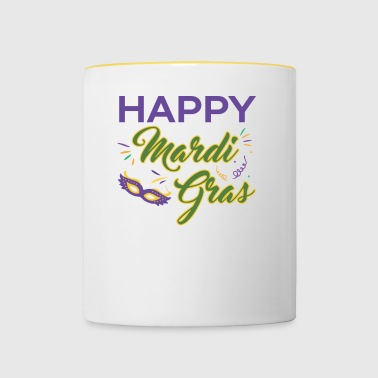 Glad Mardi Gras Fat Tuesday Carnival Gift - Tofarget kopp