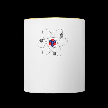 cadeau Chimie Big Bang Theory idée Neard - Mug contrasté