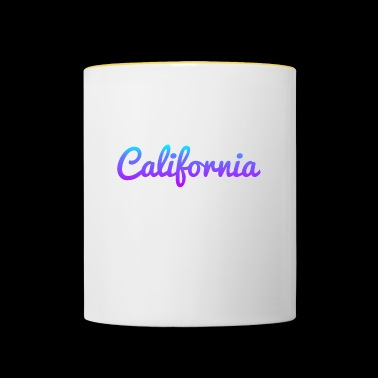 Californie Californie - Mug contrasté