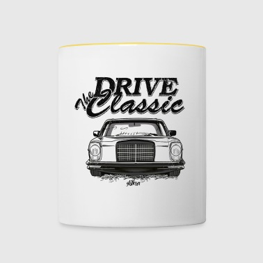 W114 drive the classic - Contrasting Mug