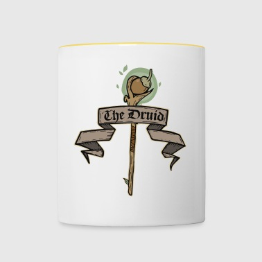 The Druid - Contrasting Mug