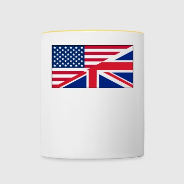 USA UK - Mug contrasté