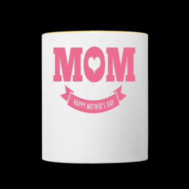 Mother's Day - Mok tweekleurig