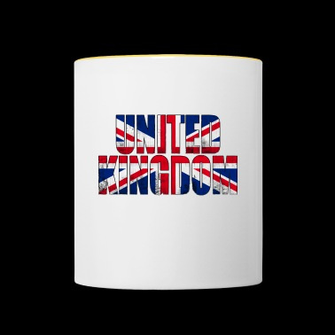 United Kingdom - Tasse zweifarbig