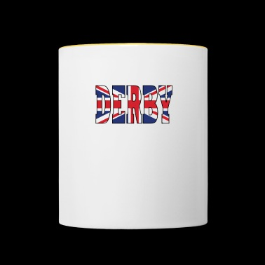 DERBY UK - Mug contrasté