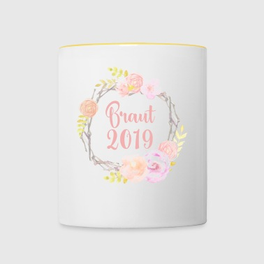 Mariée 2019 | Circle of Love - Tasse bicolore