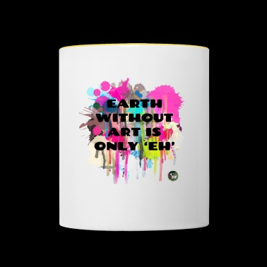 Quote - Contrasting Mug