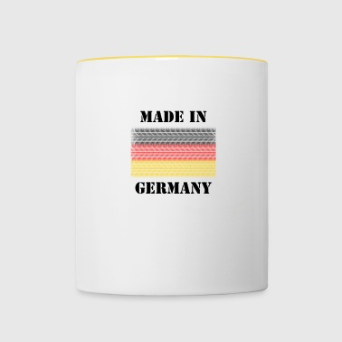Germany Germany made in germany - Contrasting Mug