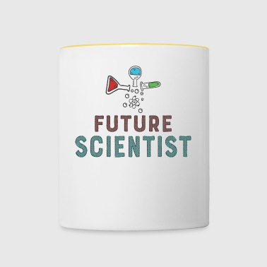 Futur scientifique / futur scientifique - Mug contrasté