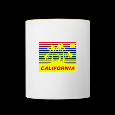 Californie / Californie - Mug contrasté