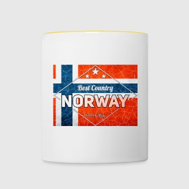 Beste Cuntry NORWAY - Tofarget kopp