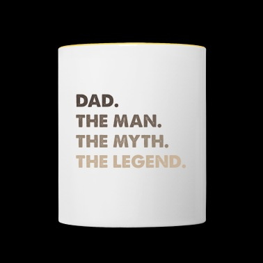 Beste pappa. Dad of the Year.Gifts for Dads Super Dad - Tofarget kopp