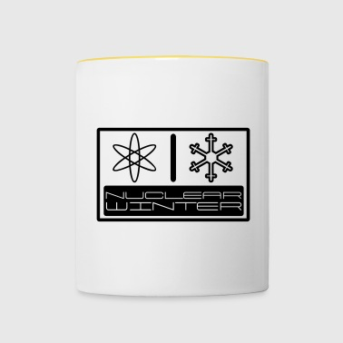 Nuclear winter - Contrasting Mug