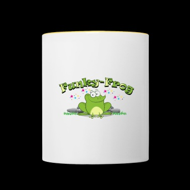 Funky Frog - the Funky Frog - Tazze bicolor