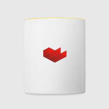 Youtube gaming - Contrasting Mug