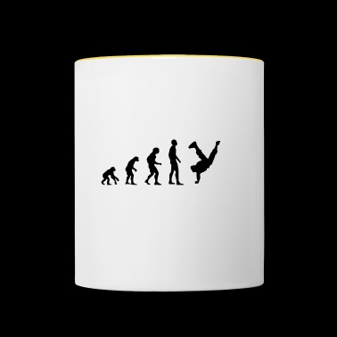 breakdancer - Mug contrasté