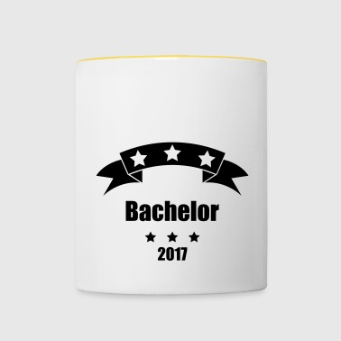 Bachelor's degree - Contrasting Mug