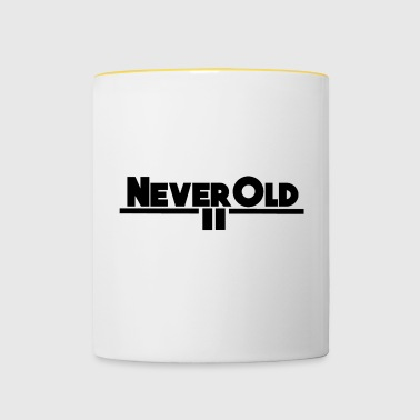 NeverOld Stylish - Kubek dwukolorowy