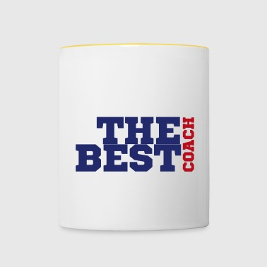 Coach / Coach: The Best Coach - Contrasting Mug