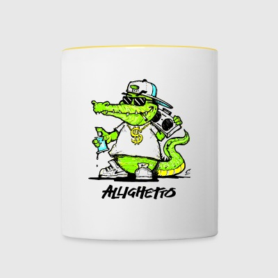 Allighetto - Contrasting Mug