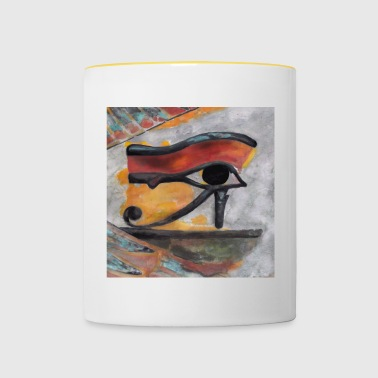 Eye of Ra - Mug contrasté