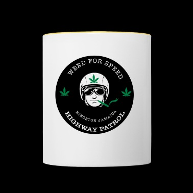 Weed for Speed - Contrasting Mug