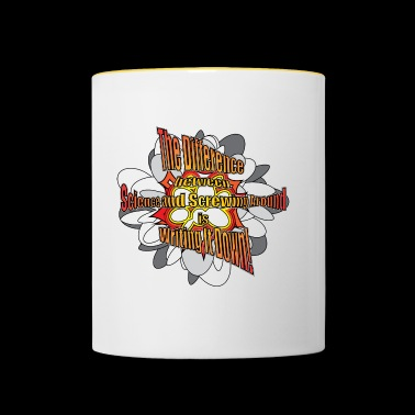 Write It Down! - Contrasting Mug